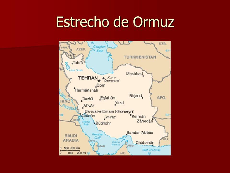 Estrecho de Ormuz