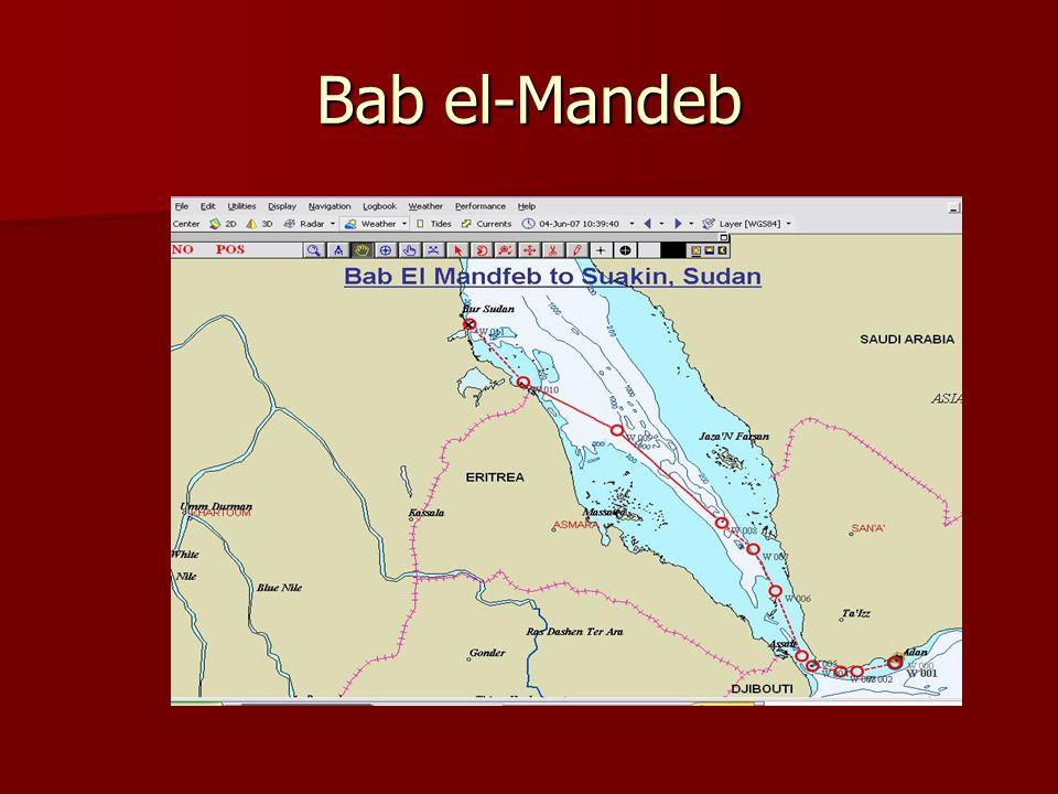 Bab el-Mandeb
