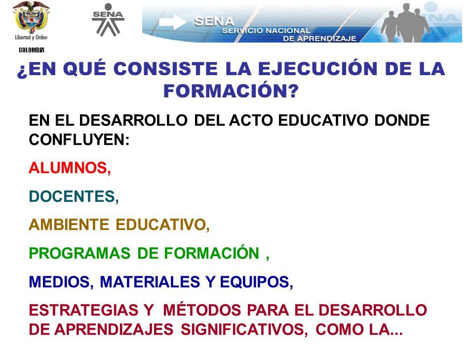 FORMACIÓN Y ACTUALIZACIÓN PEDAGÓGICA Y TÉCNICA DE DOCENTES.