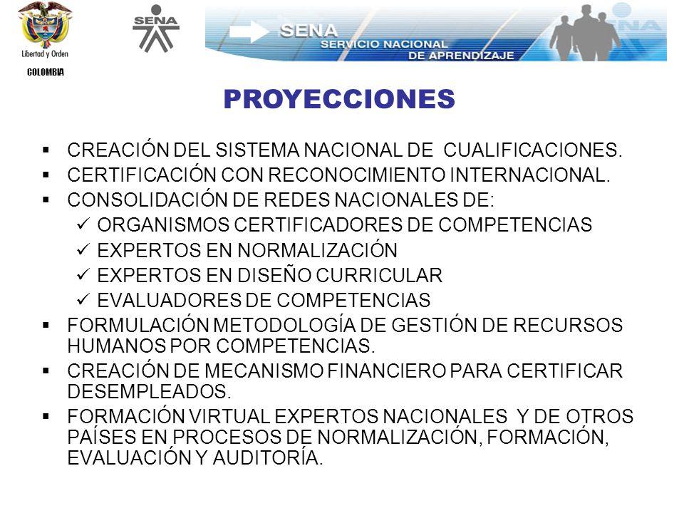 COLOMBIA SISTEMA DE INFORMACIÓN POCO DESARROLLADO.