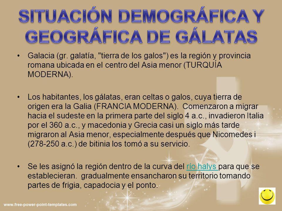 Galacia (gr. galatía,