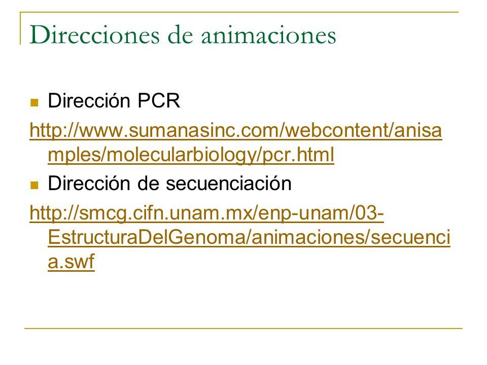 Geles de secuencia Secuencia automáticaSecuencia Manual