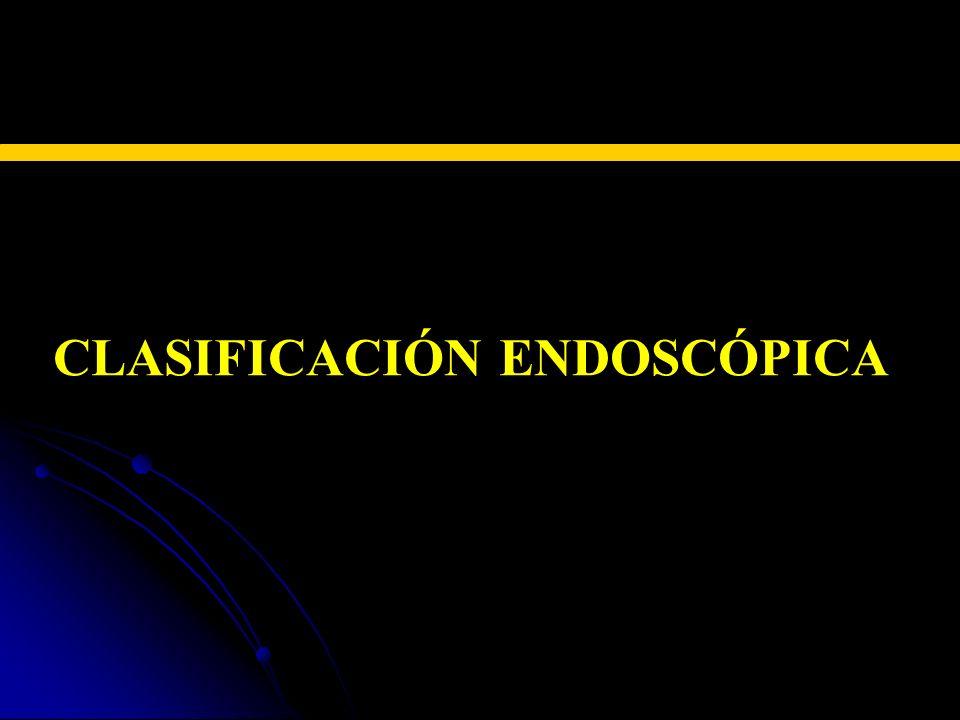 ERGE EROSIVA CLASIFICACIÓN ENDOSCÓPICA LOS ANGELES