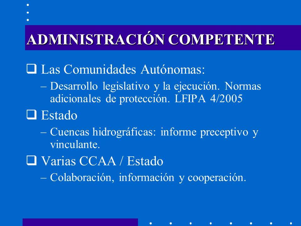 FONDOS compensación Fondo de compensación de daños ambientales.