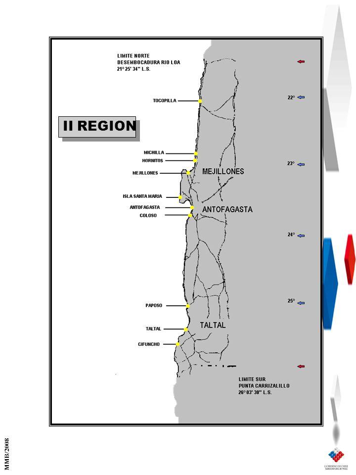 II REGION MMB/2008