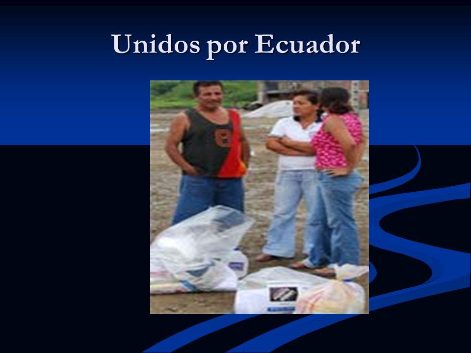 Unidos por Ecuador