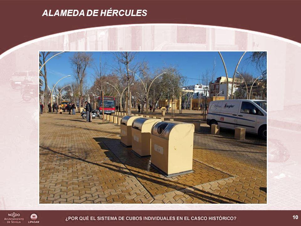 10 ALAMEDA DE HÉRCULES