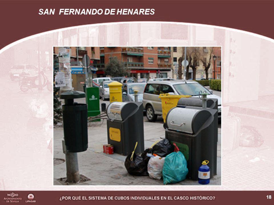 18 SAN FERNANDO DE HENARES