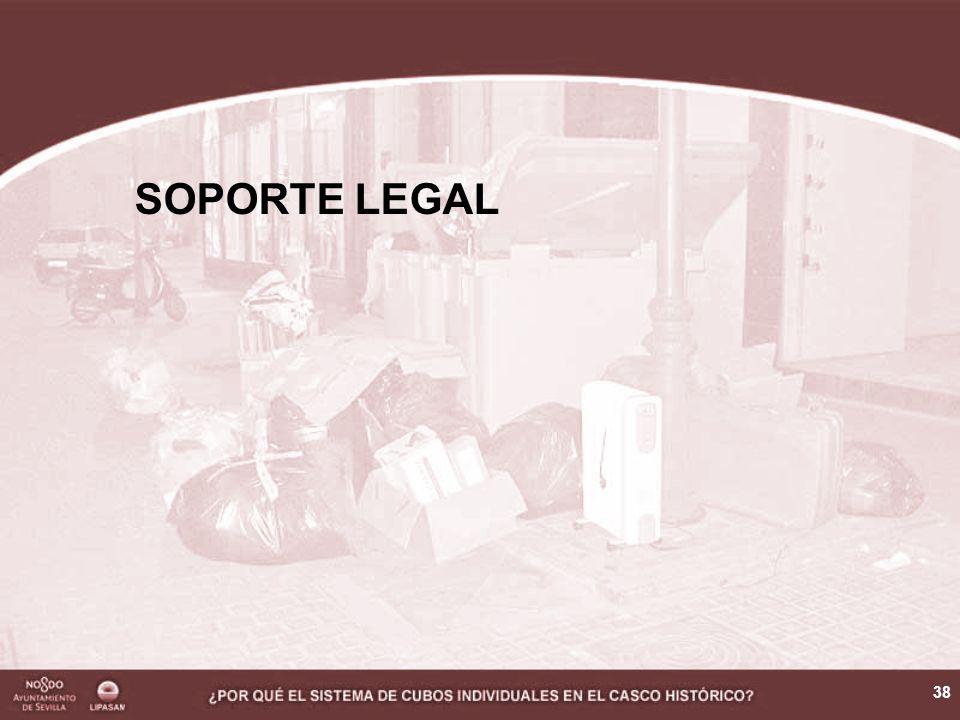 38 SOPORTE LEGAL