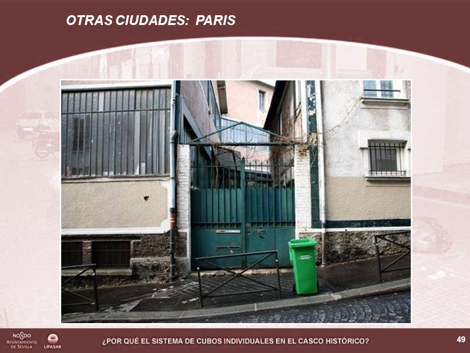 49 OTRAS CIUDADES: PARIS