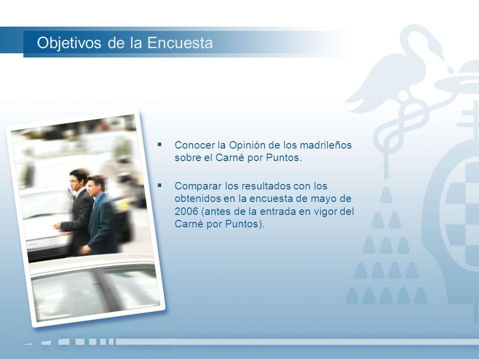 ¿Cree que ha mejorado en recursos y efectividad los controles de Tráfico en las carreteras de la Comunidad de Madrid.