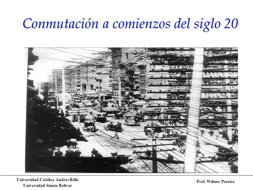 Universidad Católica Andrés Bello Universidad Simón Bolívar Prof.