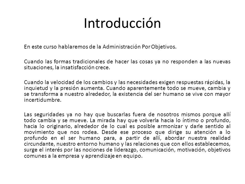 4.Clarificación de la organización.