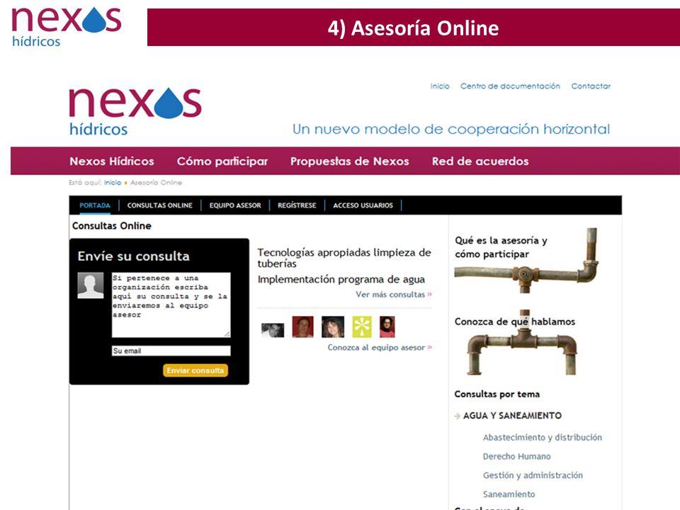 42 4) Asesoría Online