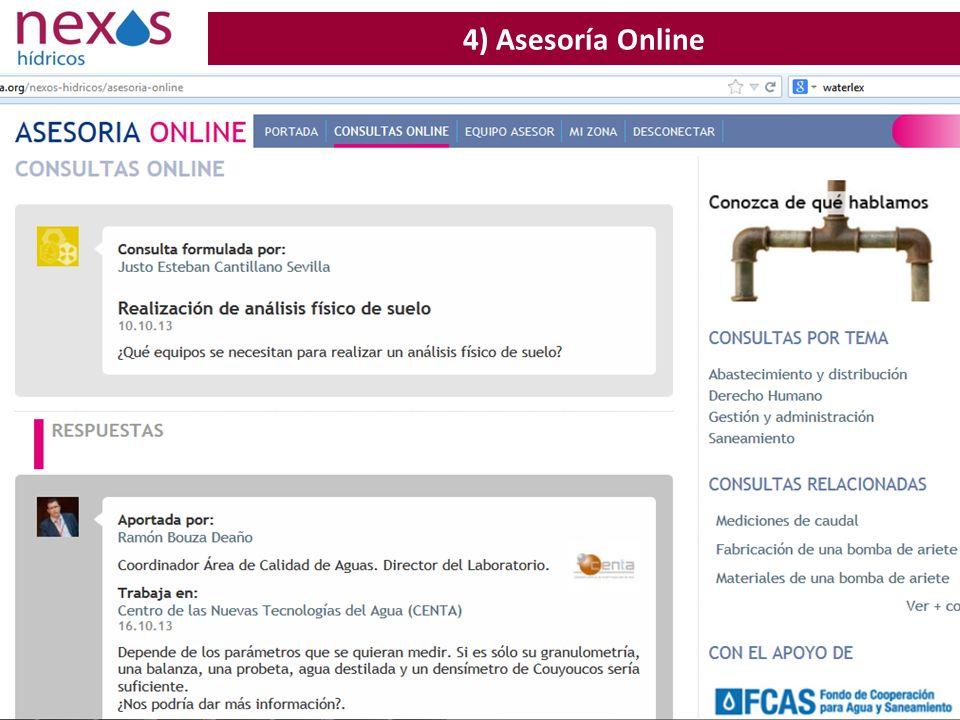 43 4) Asesoría Online