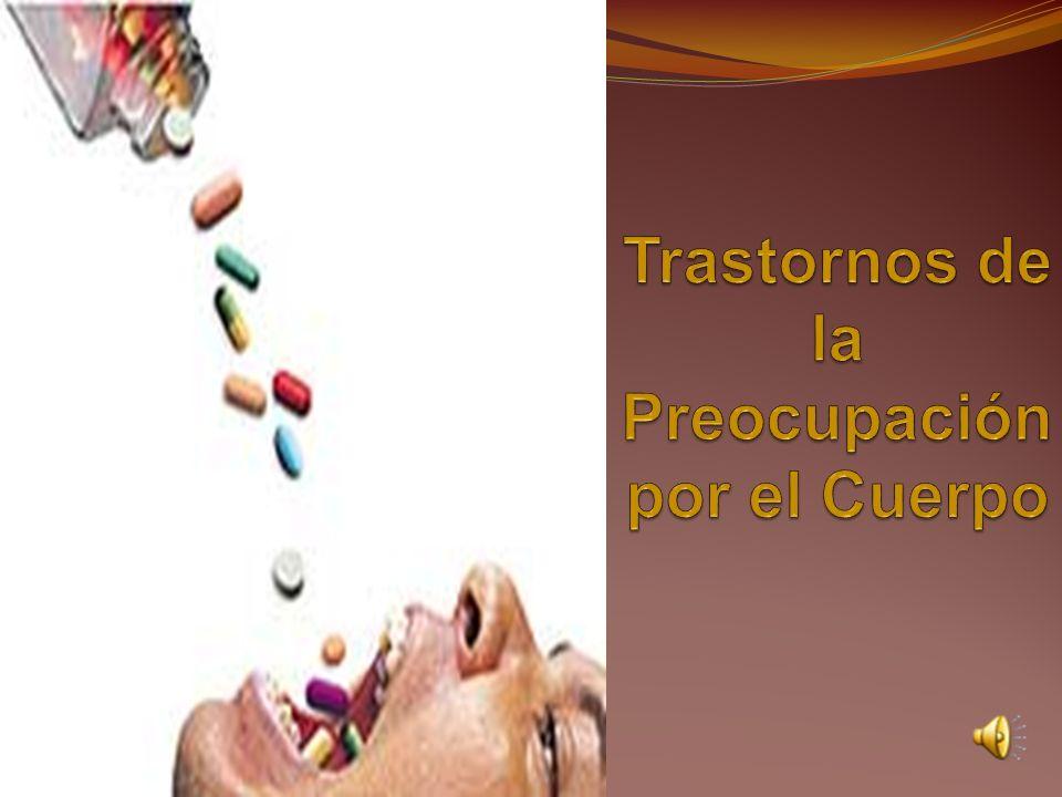 Trastornos físicos verdaderos durante la infancia o la adolescencia.