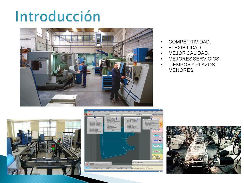 1. Introducción. 2. Qué es el CIM. 3. PLC aplicado al CIM. 4. Componentes del CIM. 4.1. Sistemas CAD / CAM. 4.2. El CAE (Ingeniería asistida por compu