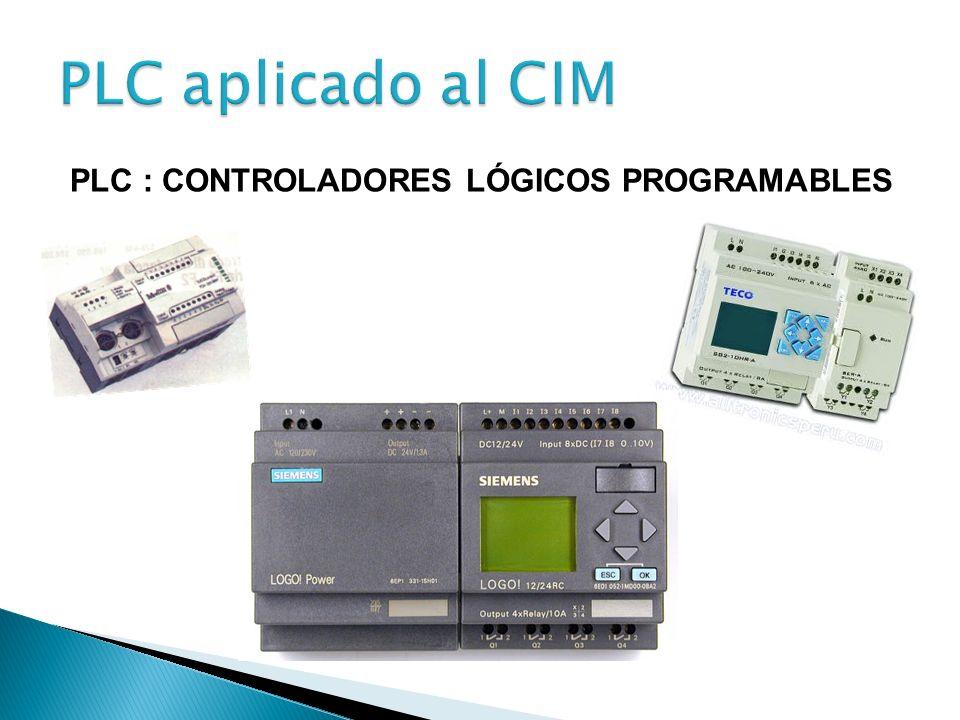 PLC : CONTROLADORES LÓGICOS PROGRAMABLES