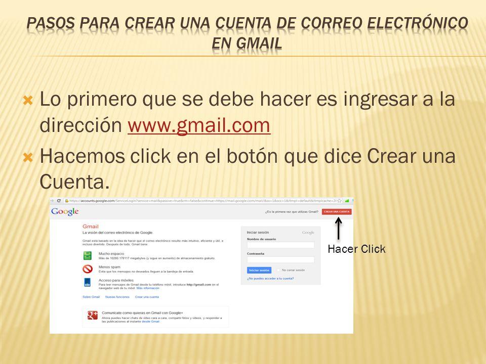 Se pueden crear correo electrónico en servidores de manera gratuita, pero también se puede por medio de una compañía de acceso a internet pagando por un dominio.