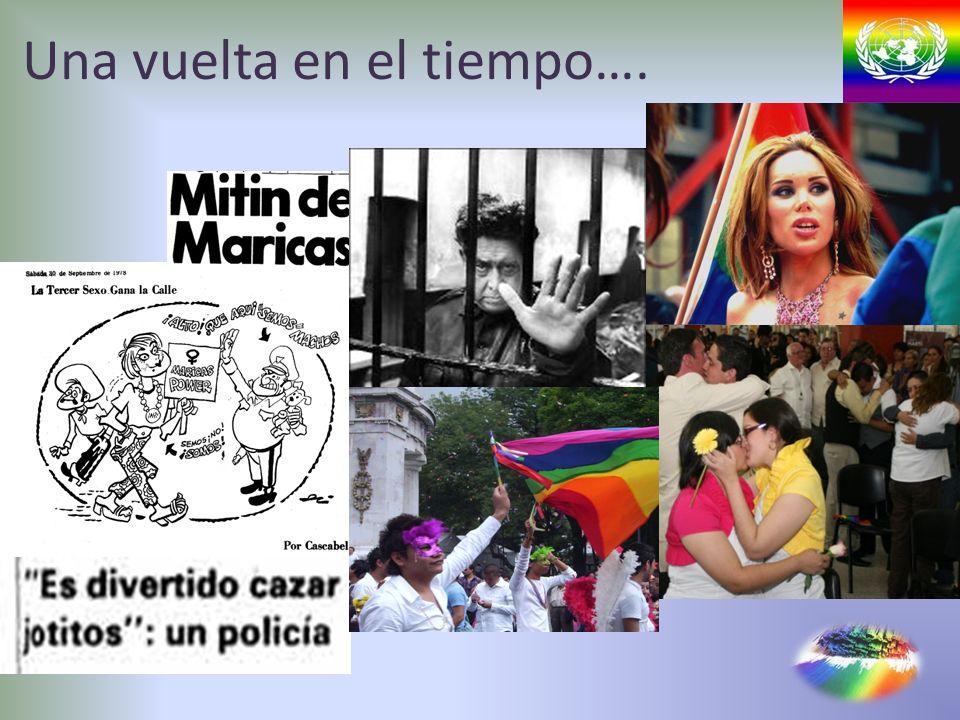 Temas que se abarcarán: Panorama Latinoamericano y Caribeño en torno a la diversidad sexual e identidad de género.