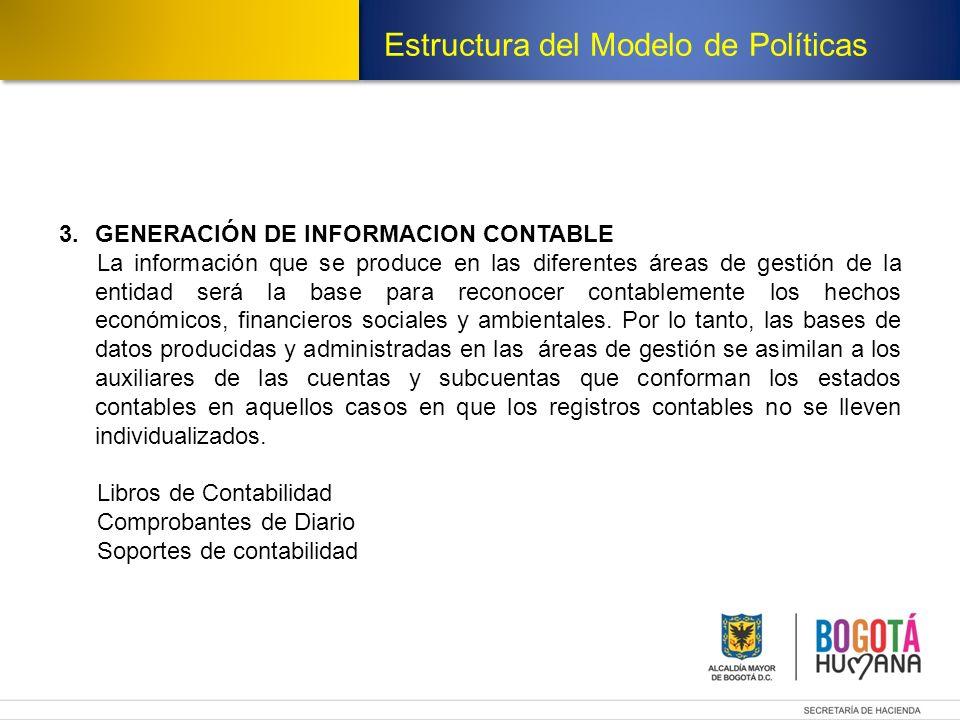 4.CONTROLES A LA ELABORACIÓN DE LOS ESTADOS CONTABLES -Comunicación a las áreas de gestión y entes externos para el suministro oportuno de información.