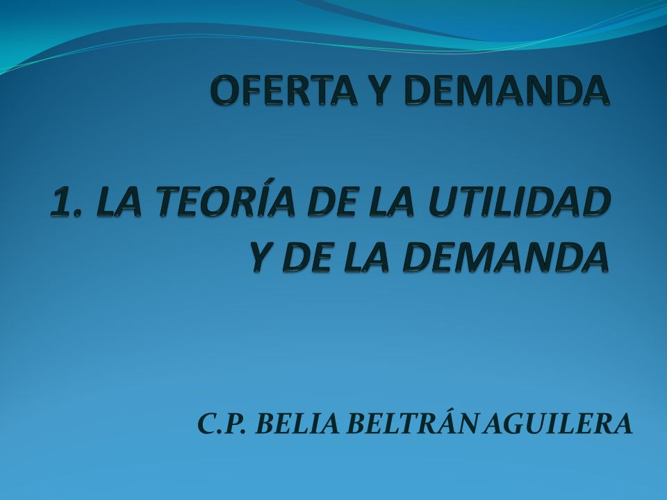 C.P. BELIA BELTRÁN AGUILERA