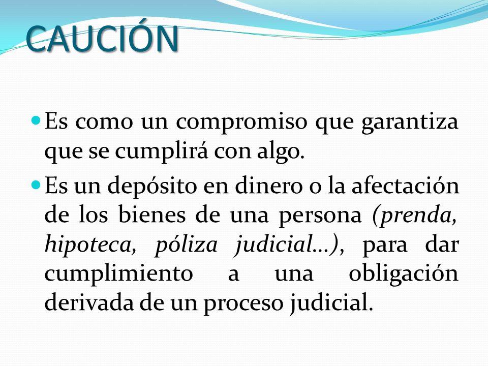 REQUISITOS GENERALES PARA LA SUSCRIPCIÓN DE PÓLIZAS JUDICIALES Artículo del respectivo Código, con fundamento en el cual debe expedirse la Póliza Valor asegurado Clase de proceso Demandante y demandado Juez que exige la Caución
