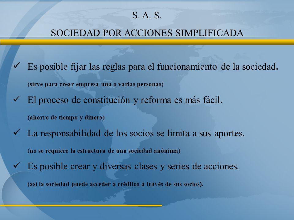 1.Tiene los tres tipos de capitales de las sociedades anónimas (autorizado, suscrito y pagado).