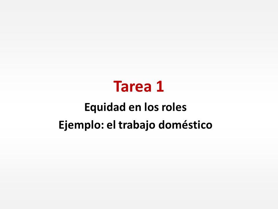TAREA 3 EQUIDAD EN EL LENGUAJE: HABLA ESCRITOS IMÁGENES REGLAMENTOS TONOS