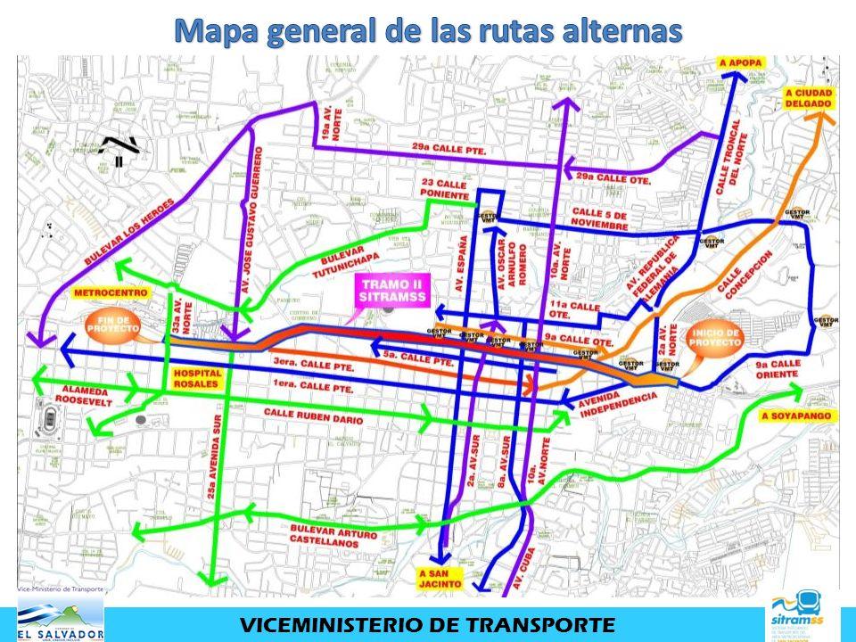VICEMINISTERIO DE TRANSPORTE