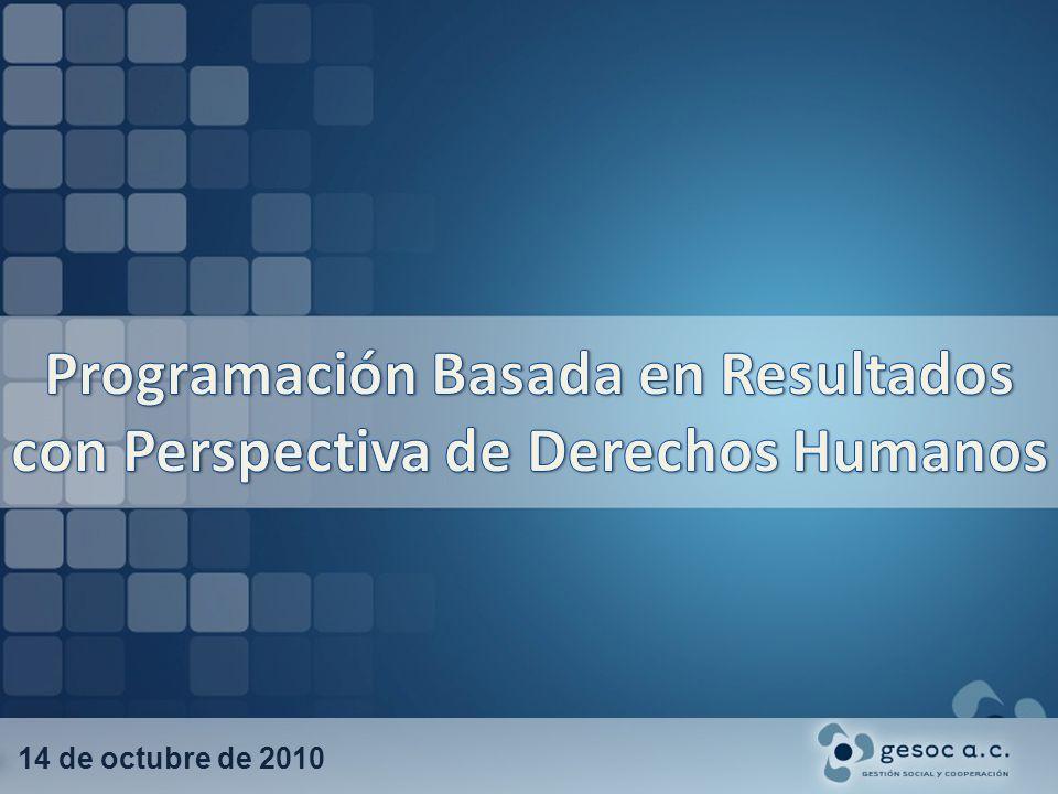Ejemplo de una MML (1) Resumen NarrativoIndicadores Medios de Verificación Supuestos y Riesgos ACTIVIDADES 1.