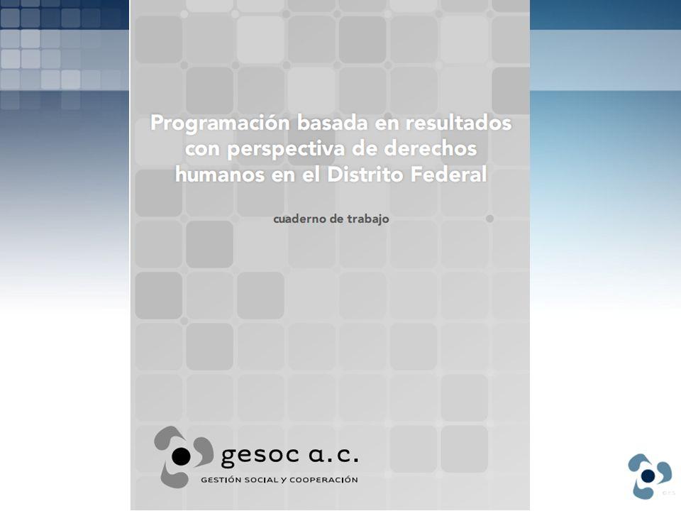 Ejemplo de una MML (3) Resumen NarrativoIndicadores Medios de Verificación Supuestos y Riesgos PROPÓSITO 1.