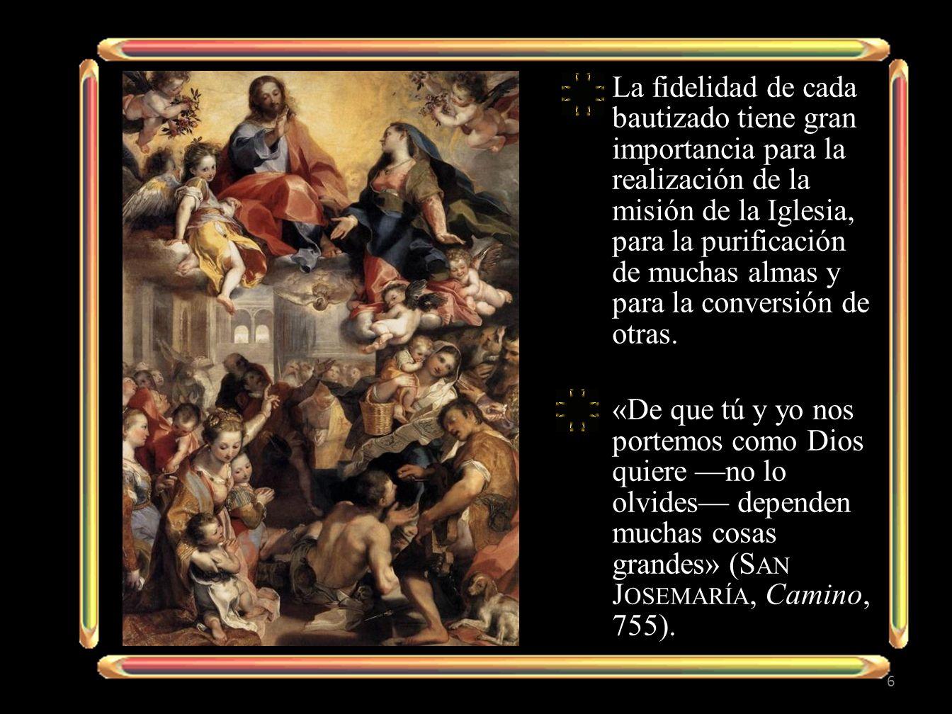 El ministerio episcopal también tiene un carácter personal, porque cada uno es responsable ante Cristo, que lo ha llamado personalmente y le confirió la misión al recibir el sacramento del Orden en plenitud.