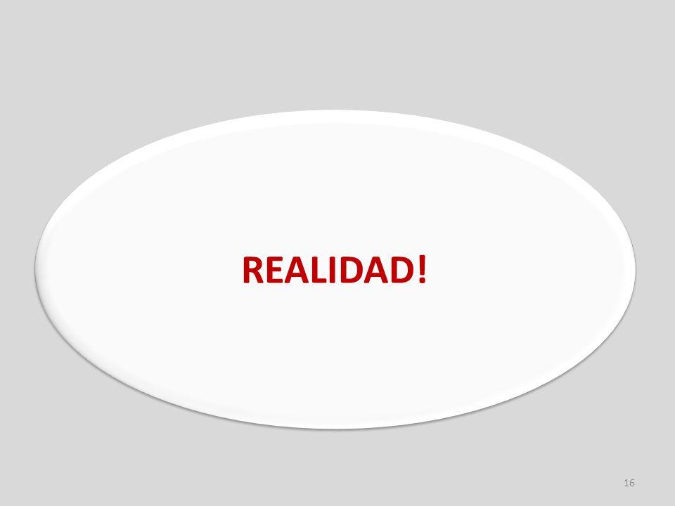 16 REALIDAD!