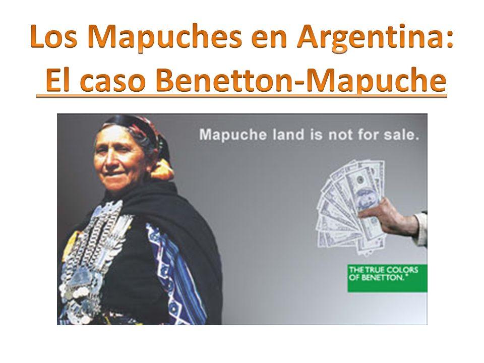 Año 2006 Julio El gobierno rechazó la donación por considerar las tierras pocas productivas.