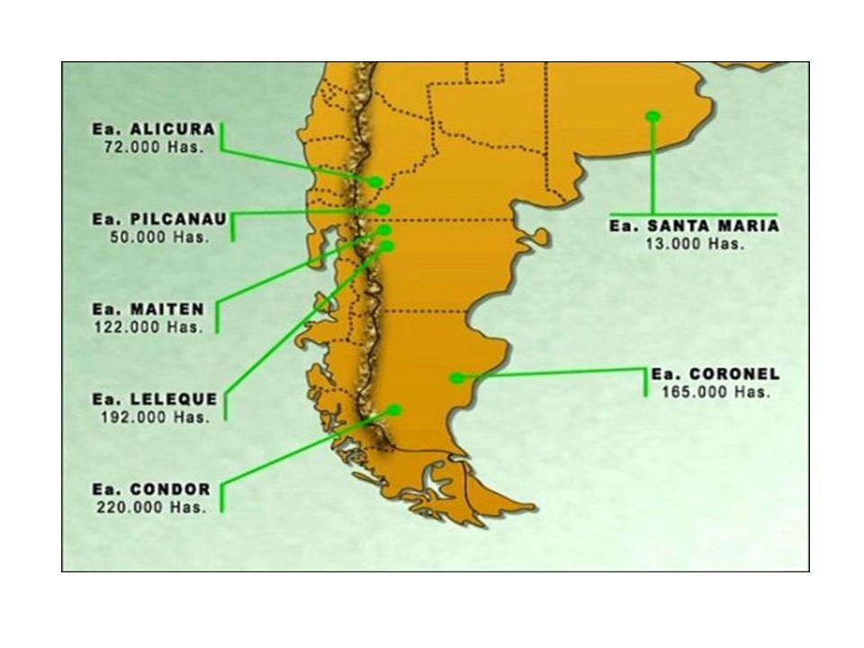 III/ EL caso Benetton-Mapuche Cronología de los hechos enero 2002 febrero 2007 Año 2002 Febrero El matrimonio Atilio Curiñanco y Rosa Rúa Nahuelquir consultó en el instituto Autárquico de colonización IAC instituto para los conflictos de tierra si el predio santa Rosa era un lote fiscal.