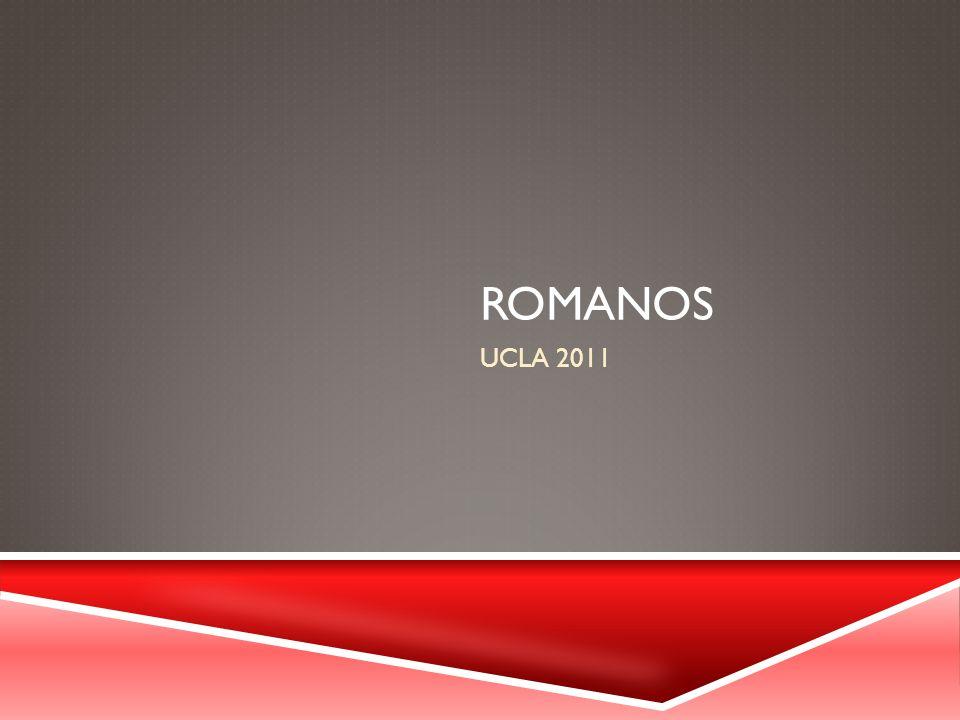 ROMANOS UCLA 2011