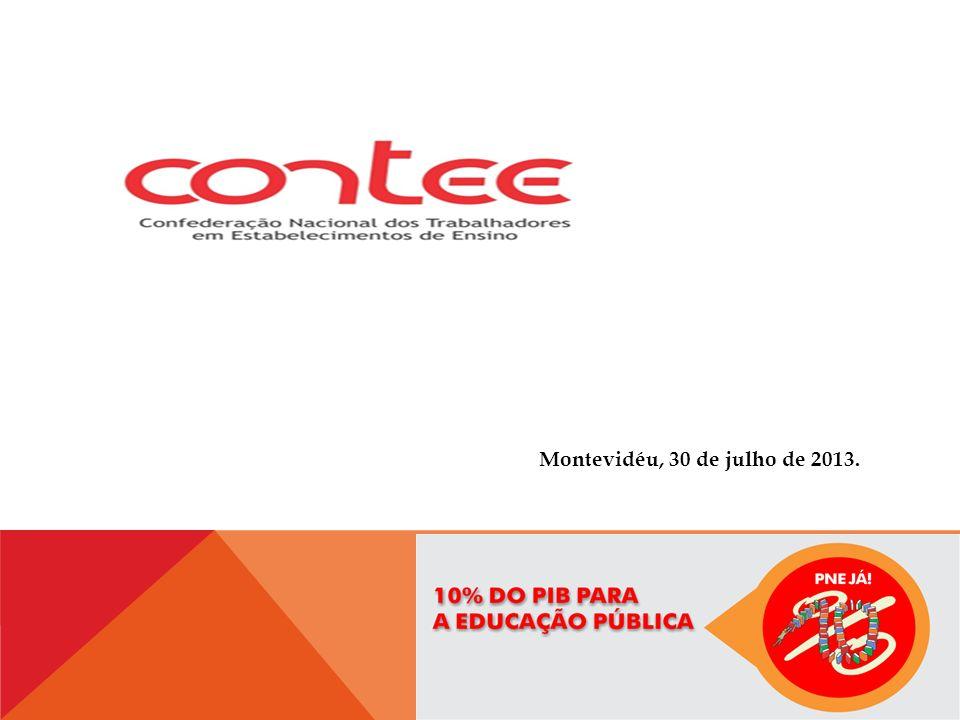 Montevidéu, 30 de julho de 2013.
