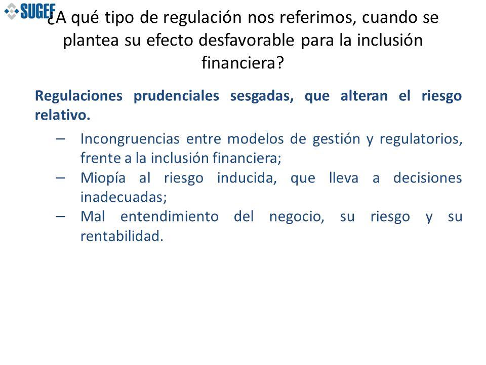 Una regulación que posibilite espacios suficientes para que actúen las instancias del gobierno corporativo.