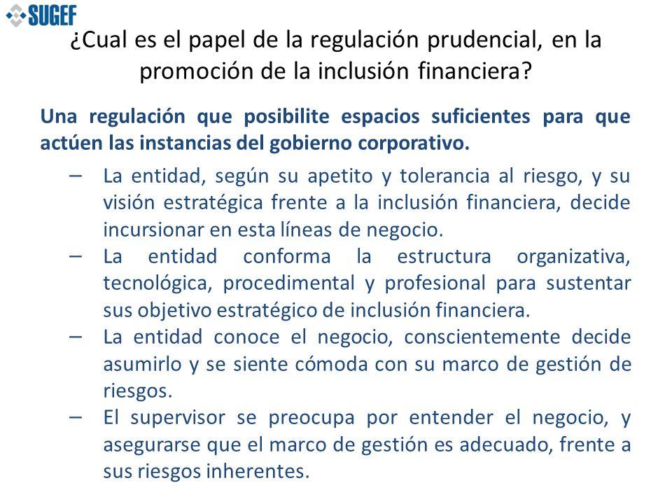 Una regulación que exija el mismo rigor técnico con que se valoran los riesgos de otras líneas de negocio.