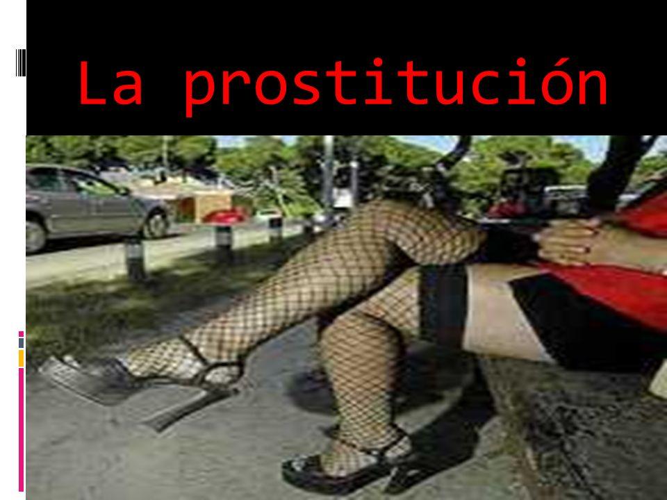 LA PROSTITUCIÓN, UN NEGOCIO REDONDO.