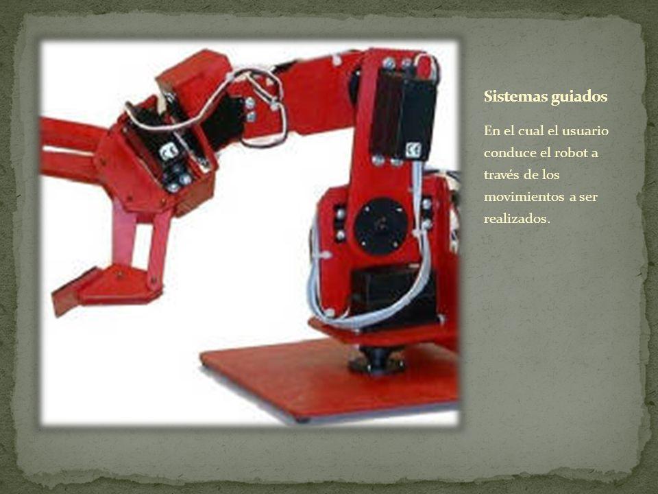 El programa queda constituido por un texto de instrucciones o sentencias, cuya confección no requiere de la intervención del robot; es decir, se efectúan off-line .