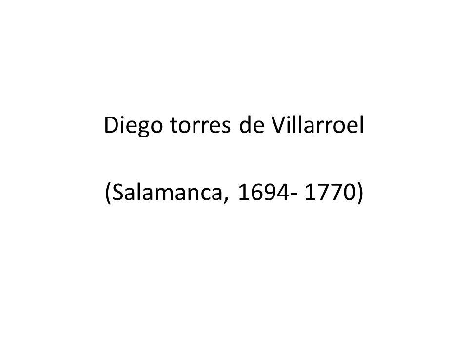 Biografía · Nació en Salamanca, en 1694, donde estudió latín.