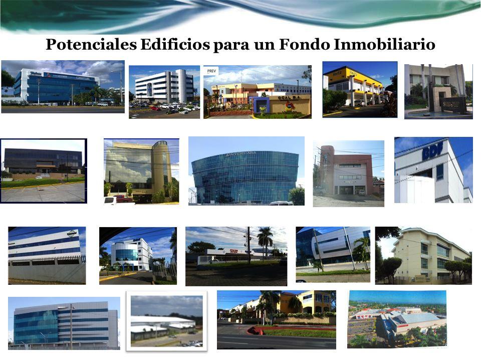 Potenciales Edificios para un Fondo Inmobiliario