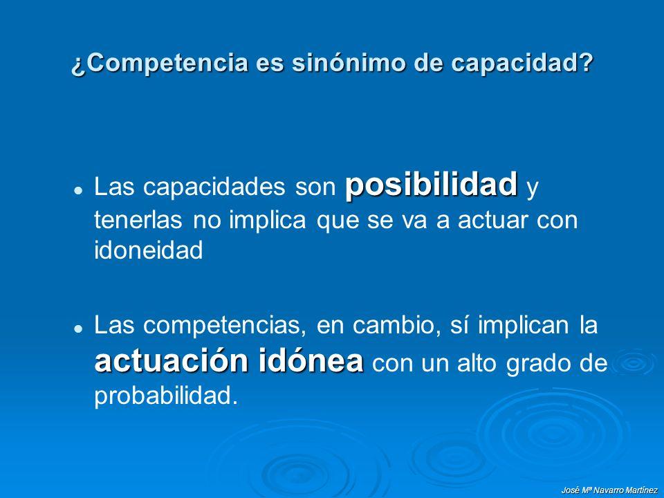 José Mª Navarro Martínez A modo de resumen … Cuando programamos, debemos tener presente: Cuando programamos, debemos tener presente: ¿Para qué seleccionamos los contenidos.