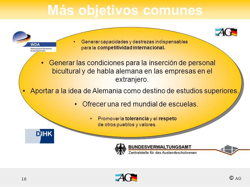 16 Generar capacidades y destrezas indispensables para la competitividad internacional. Promover la tolerancia y el respeto de otros pueblos y valores