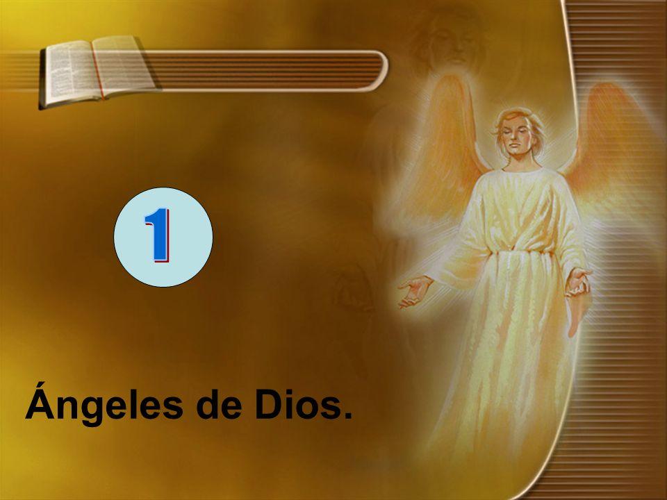 Ángeles de Dios.