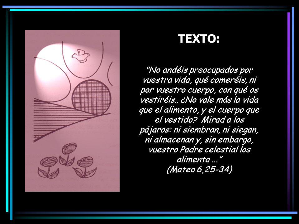 COMENTARIO: El camino de Jesús hacia la felicidad pasa por el amor.