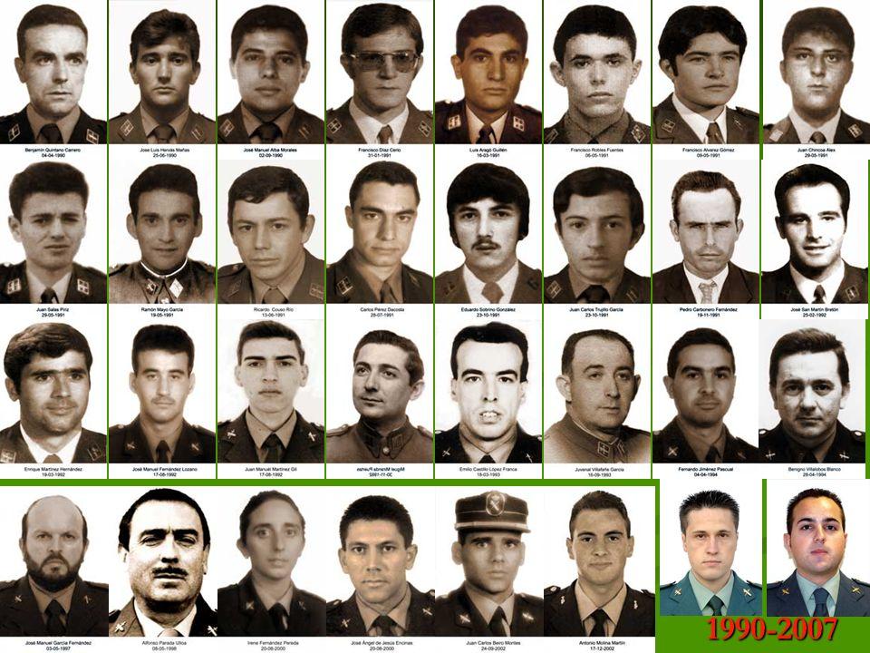 La asesina de 19 personas (incluido un niño) Mercedes Galdós (alias) Bittori, a su salida de la cárcel en el 2005 Esta indeseable tras ser detenida, y