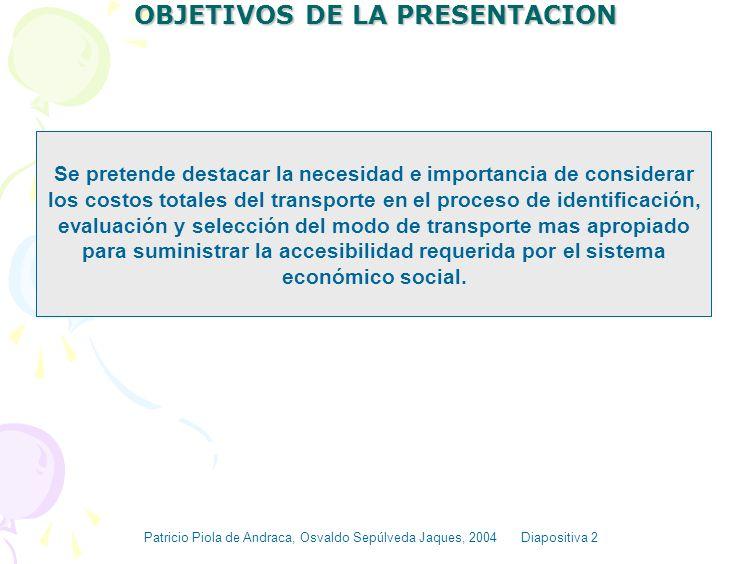 Competitividad y eficiencia en el transporte terrestre Comisión Económica para América Latina y el Caribe Comisión de Ferrocarriles Instituto de Ingen